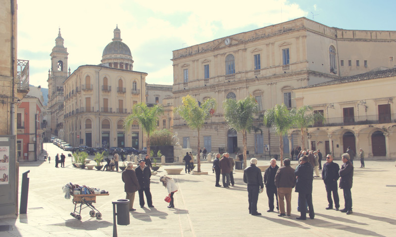 Wspomnienia z sycylijskiej prowincji