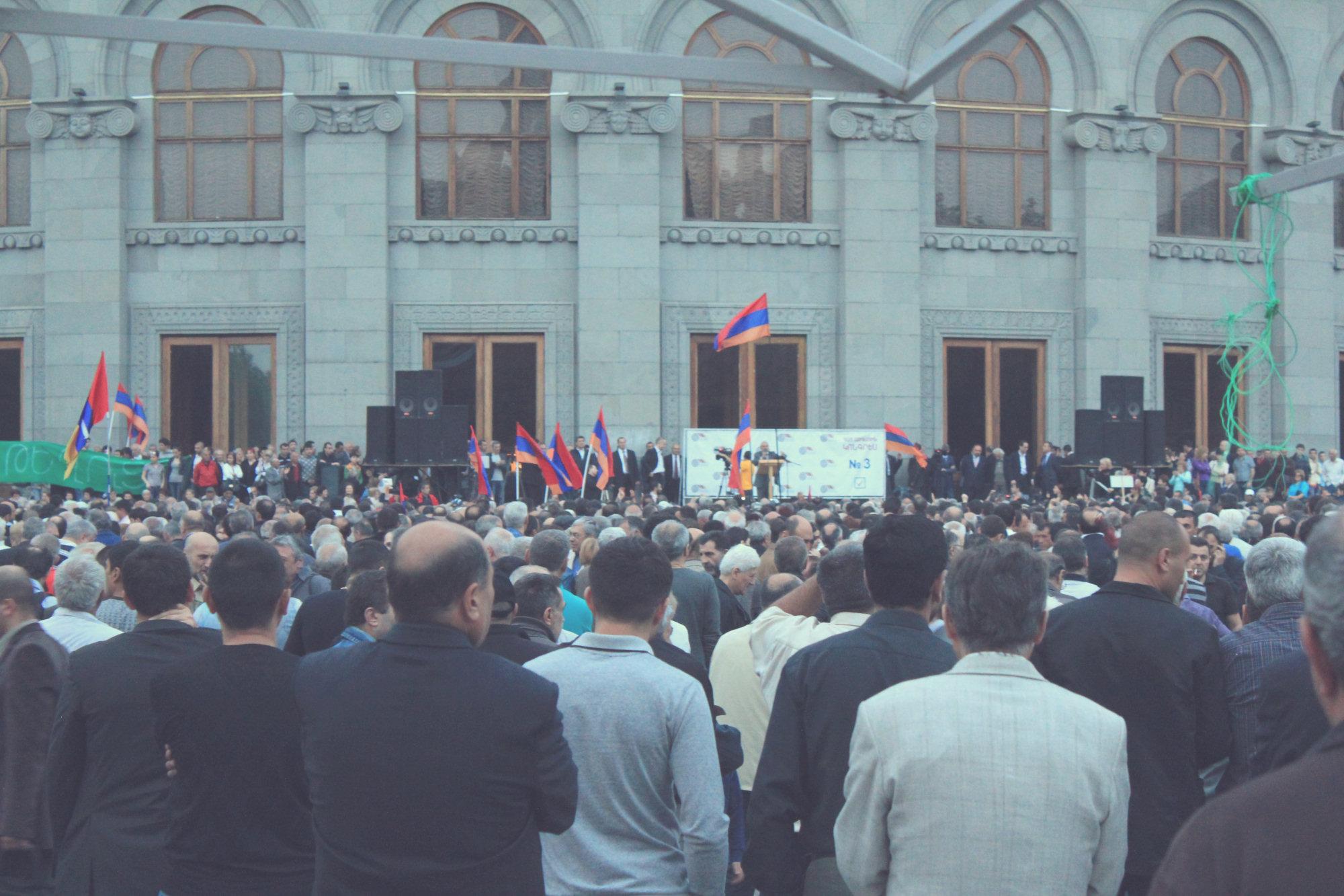 Kaukaska polityka (na co dzień)