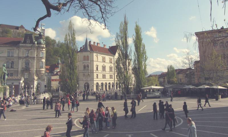 Cała Słowenia